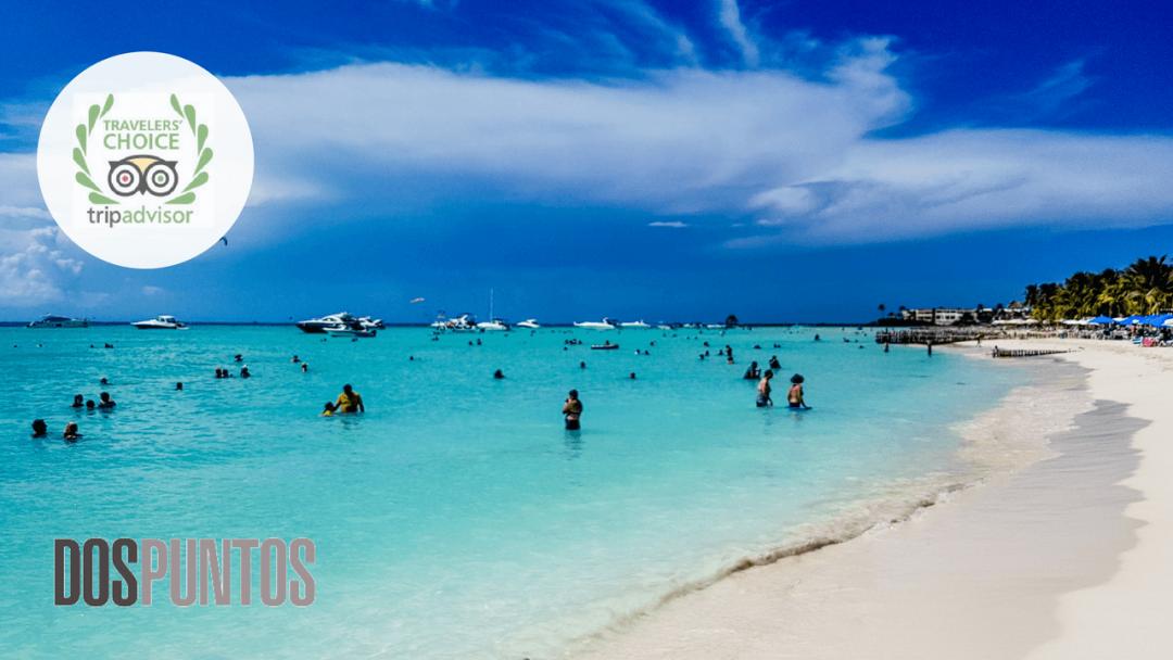 Playa Norte en Isla Mujeres México