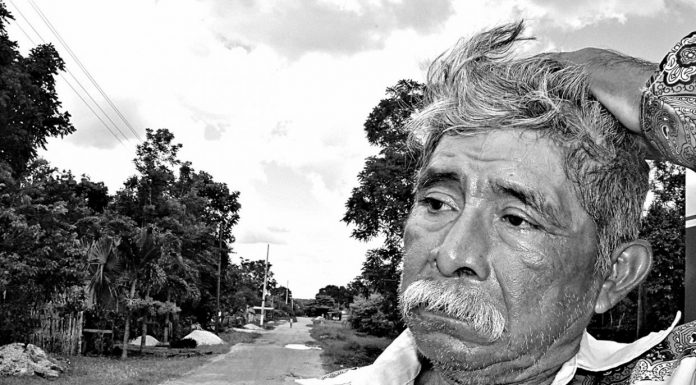 Los Lirios, pobreza Quintana Roo