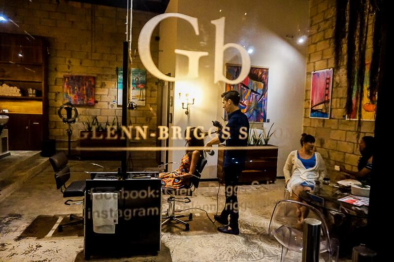 Glenn-Briggs Salon Playa del Carmen
