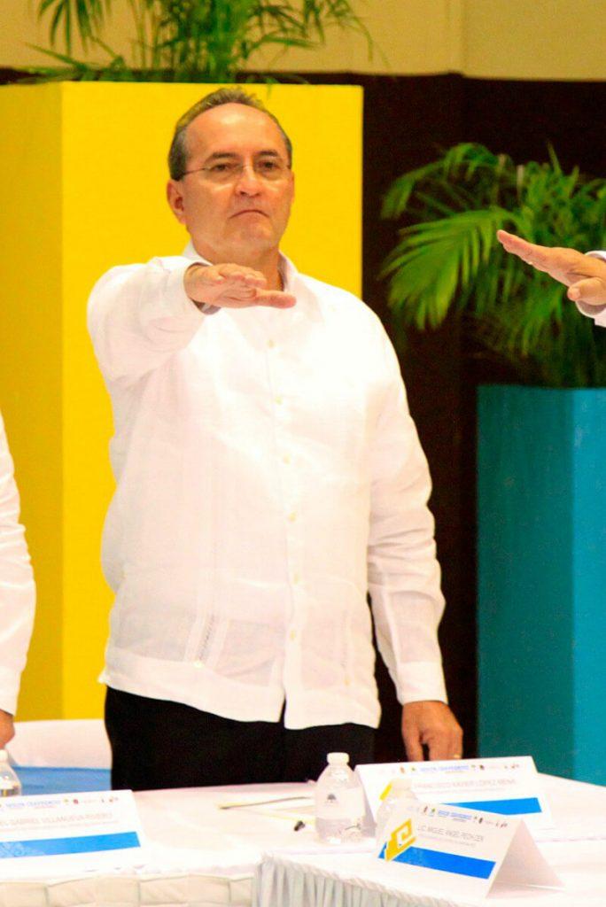 Francisco López Mena, secretario de Gobierno del estado de Quintana Roo