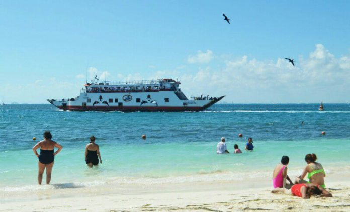 Turismo Quintana Roo en Isla Mujeres