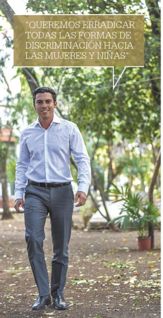 Remberto Estrada en entrevista con Revista Dos Puntos