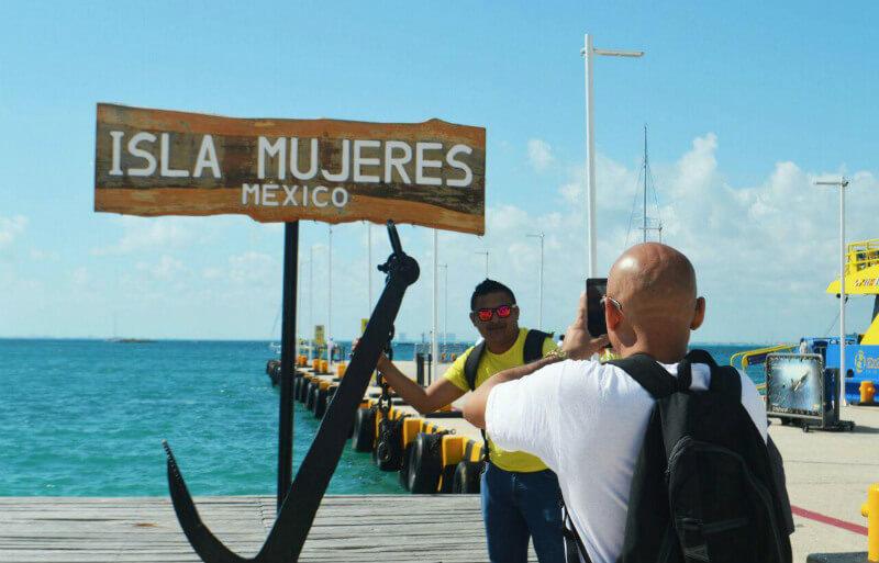 Isla Mujeres presente en el Tianguis Turístico de México