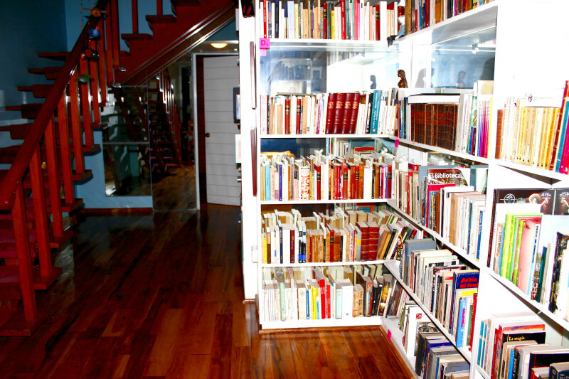 Elena Poniatowska biblioteca