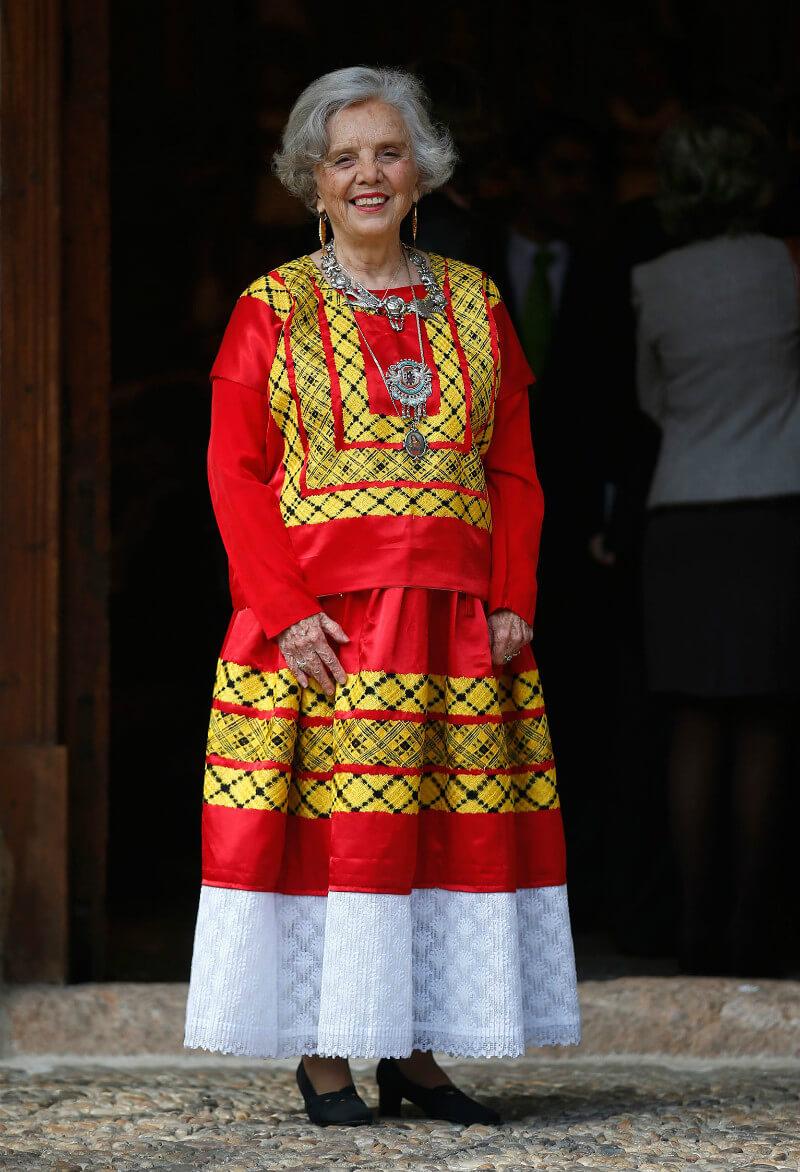 Elena Poniatowska, ganadora de Premio Cervantes