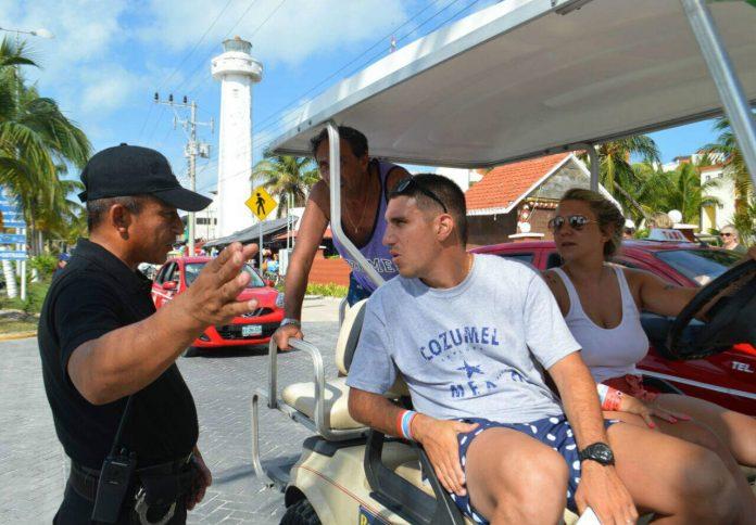 Isla Mujeres durante la Semana Santa