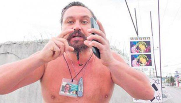 Alexei Makeev, ucraniano residente en Cancún
