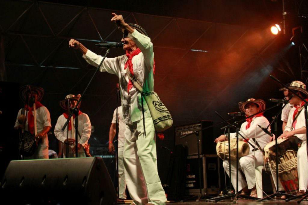 La agrupación colombiana Los Gaiteros de San Jacinto se presentarán en México en el marco del Festival de Cultura del Caribe 2017