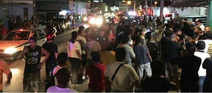 Linchamiento en Cancún de Alexei Makeev, un auto-denominado nazi