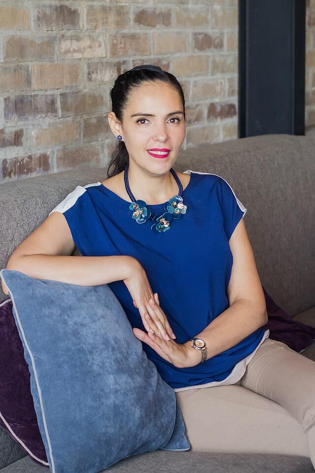Berenice Polanco, Presidenta de la Comisión de Turismo y Ecología en Cancún, México