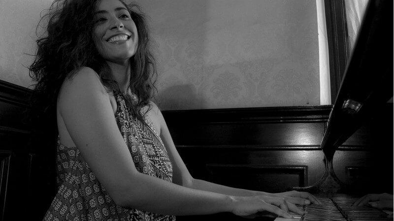 La pianista cubana Isabel Mesa Vega