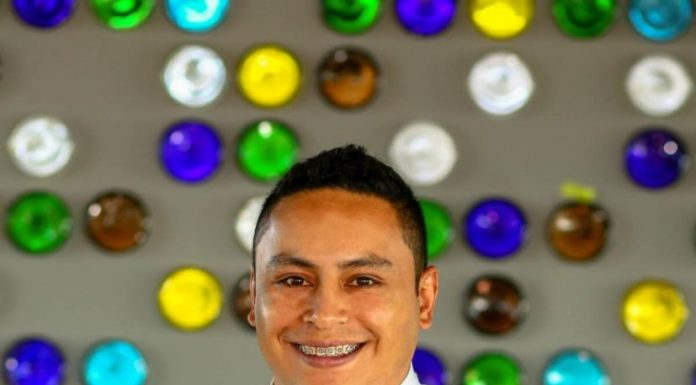 Chef Daniel Moreno Rubio