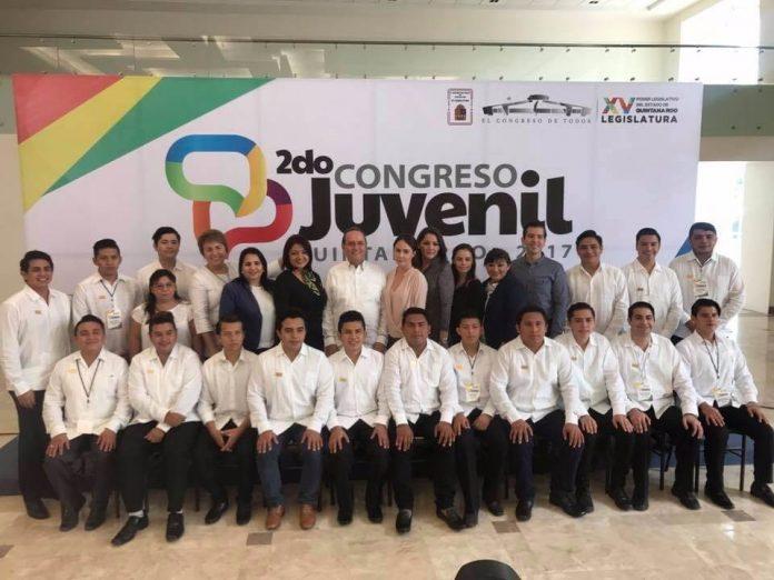 2do Congreso Juvenil de Quintana Roo
