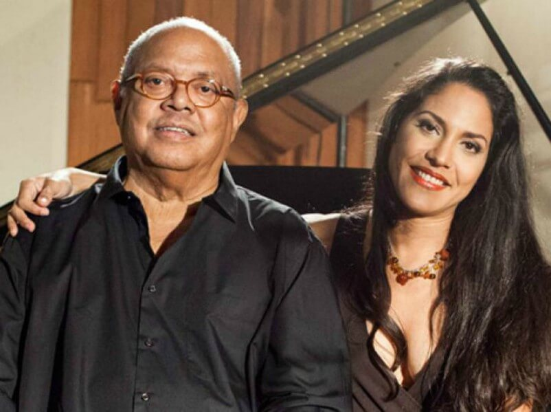 Pablo y Haydée Milanés