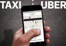 Taxi Uber en Quintana Roo