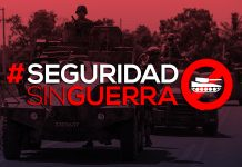#SeguridadSinGuerra