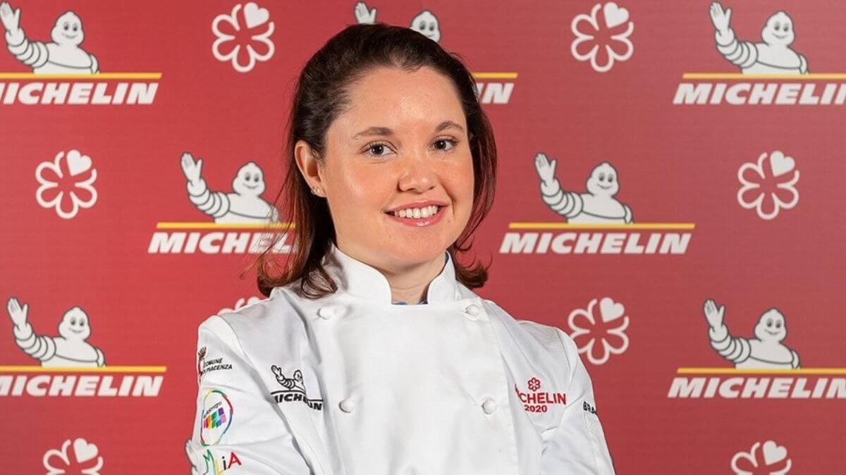 La chef mexicana Karime Lopez es la primera en obtener una estrella michelin