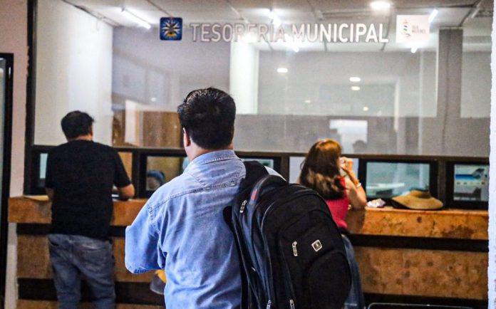 Gobierno municipal de isla mujeres ofrece descuento a ciudadanos por pagar el impuesto al predial
