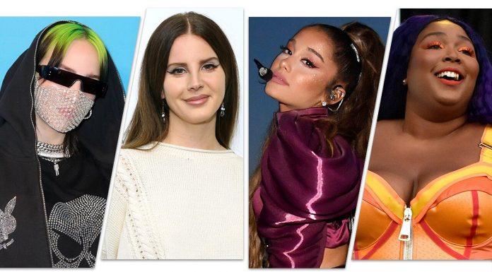 las nominadas a album del año en los Premios Grammys