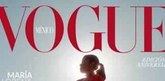 Lorena Ramírez, una de las seis portadas de Vogue México