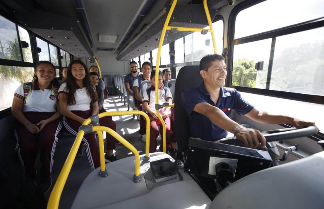 Los isleños ya podrán disfrutar del trasporte público a partir del lunes 9 de diciembre