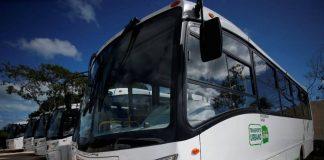 Este 9 de diciembre Isla Mujeres se prepara para la movilización de los nuevos camiones como transporte público