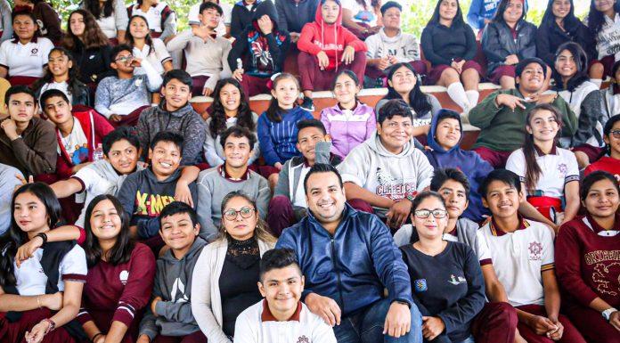 Se realizan campañas de concientización del cuidado del medio ambiente en escuelas de Isla Mujeres