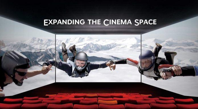 Llega a cinepolis la primera pantalla screen X. optimizando la experiencia del espectador a través de tres pantallas de acción inmersiva que expanden la visión de la película a 270 grados.