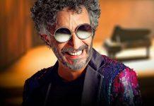 Este viernes 20 el artista argentinos Fito Paez dara un concierto via stream para que todos lo puedan ver desde sus casas