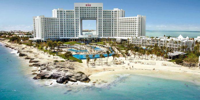 Hoteles Riu cerrados por cuarenntena y prevención por Covid-19 en México