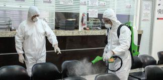 Isla Mujeres continua con las estrategias para evitar contagios