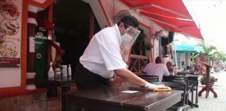 Gradualmente se reanuda el servicio que brindan hoteles y restaurante con estrictos protocolos de limpieza e higiene