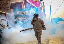 Los trabajos de descacharrización continuarán a la par con el programa de fumigación que se tiene en coordinación con el gobierno del Estado