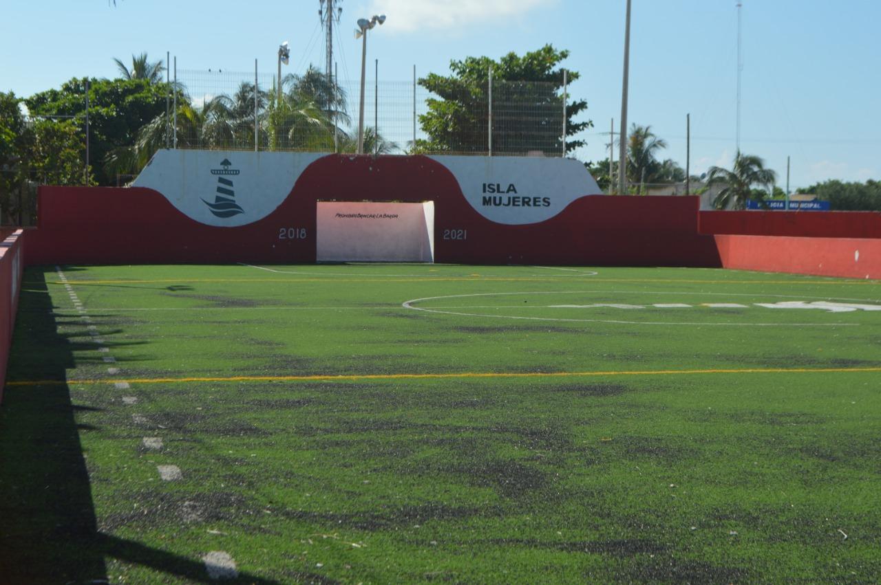 Se certificaron ya, 4 espacios deportivos en la ínsula