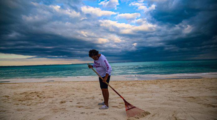 , el gobierno que preside Juan Carrillo Soberanis lleva a cabo trabajos permanentes para conservar en óptimas condiciones estos espacios